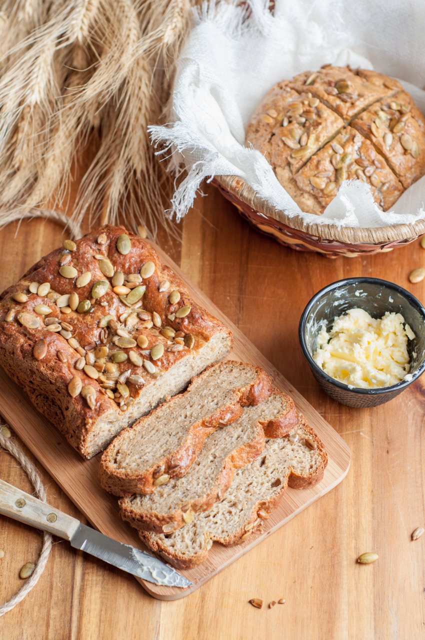 How To Make Gluten Free Bread With Natural Grains