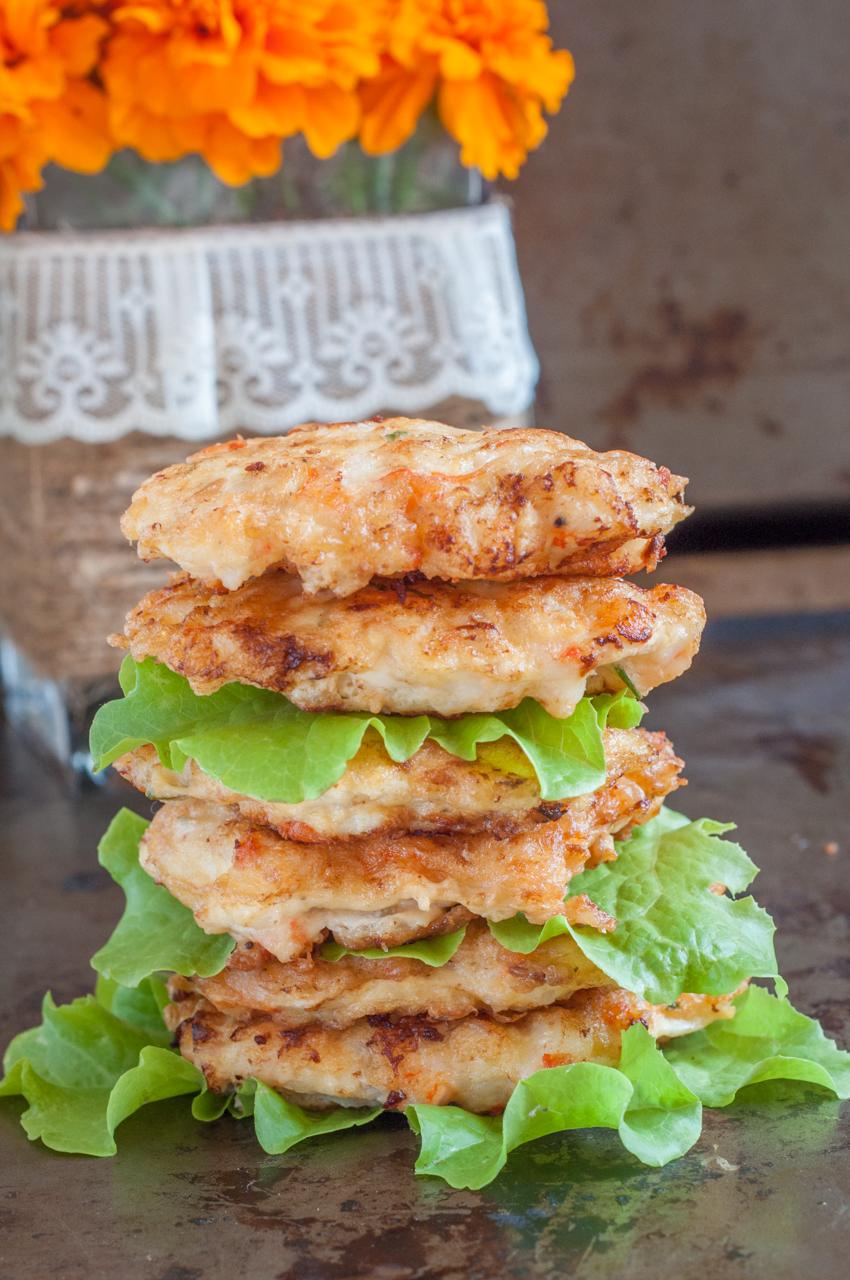 Shrimp Cakes Gastrosenses