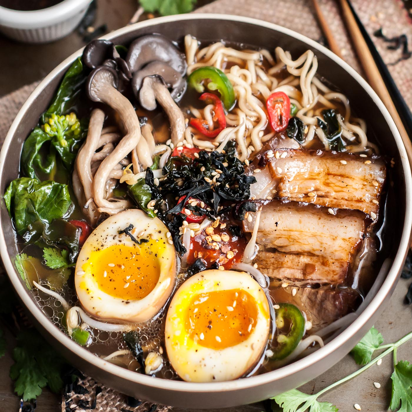 making ramen If you've wondered how to make homemade ramen noodles, you have to try this this recipe for making ramen noodles from scratch works every time.